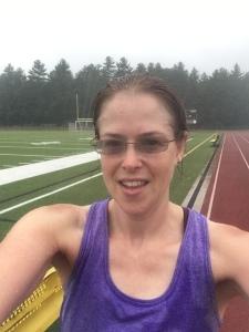 Wet Track Run